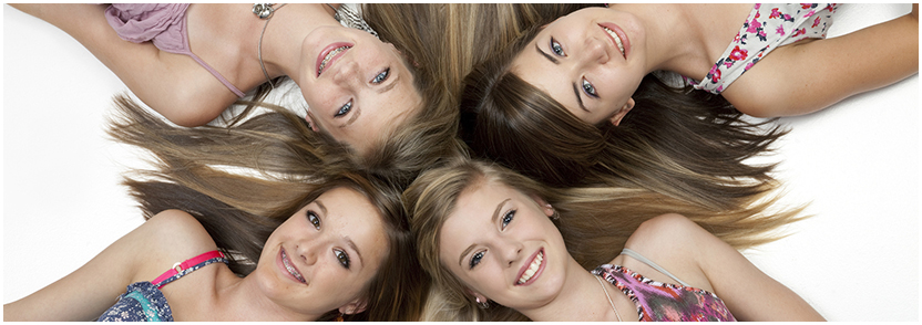 Smiling Girls Eugene-Oregon-Orthodontist-Example-Photo-Dr.-Jedidiah-Gass