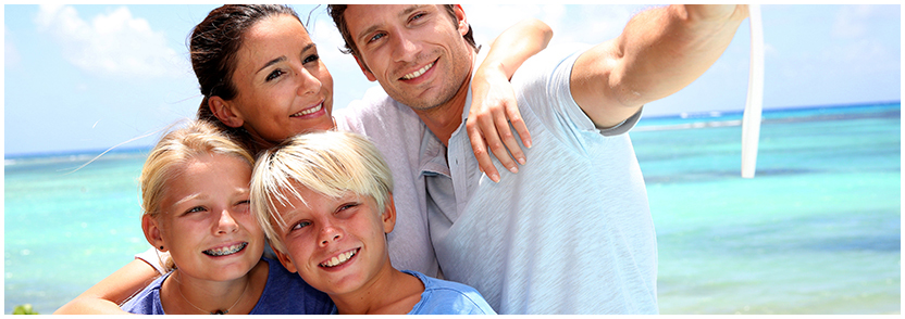 Family of Orthodontic Patient - Eugene Orthodontics - Orthodontist Dr. Jedidiah Gass